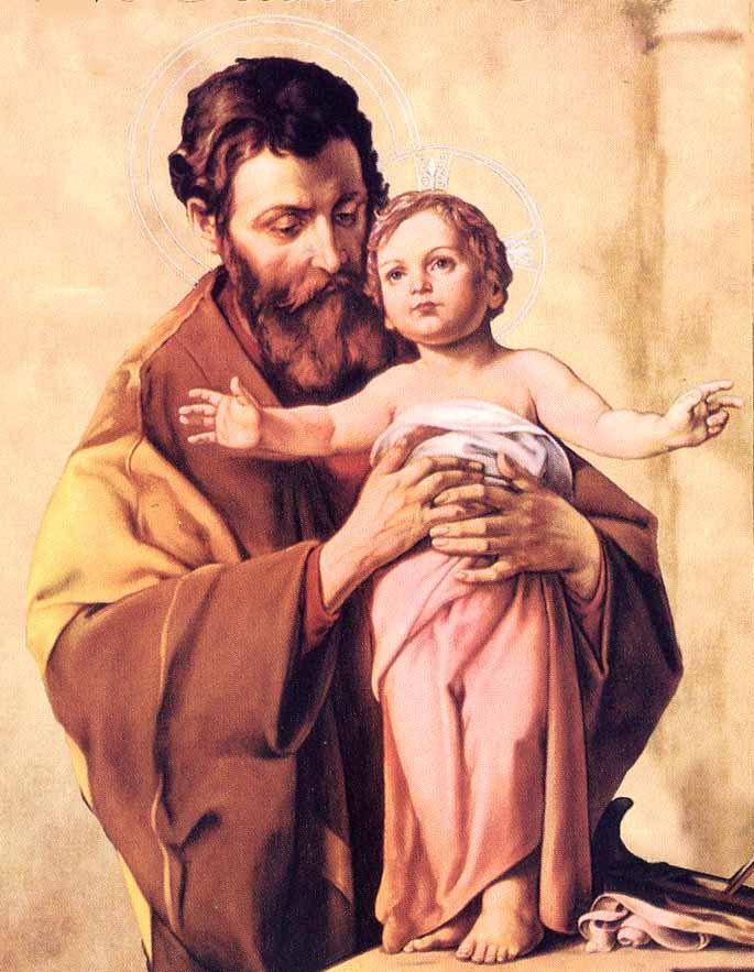 Святой иосиф картинки